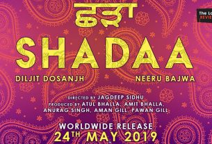 DiljitDosanjh-Shadaa-Announcement