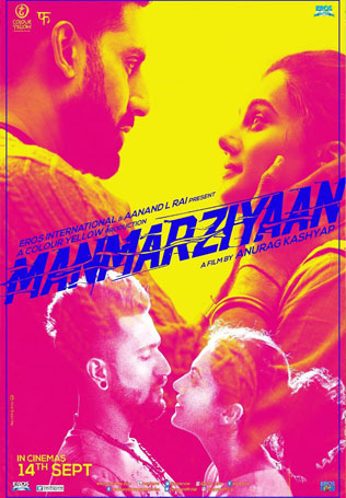 Manmarziyaan-Poster-TheLastReview