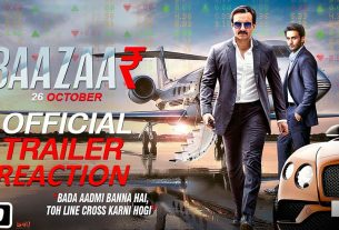 BaazaarOfficialTrailerReactionByTheLastReview