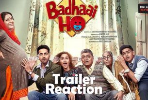 BadhaaiHoTrilerReactionByTheLastReview