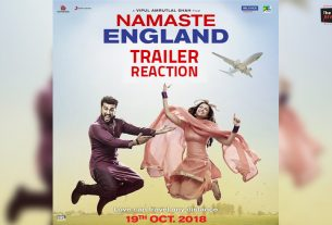 NamasteEnglandTrailerReactionByTheLastReview