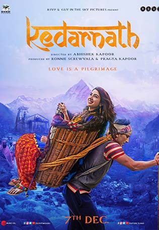 KedarnathMainPosterTheLastReview