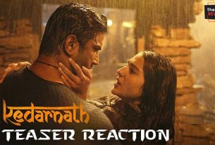KedarnathTeaserReactionByTheLastReview