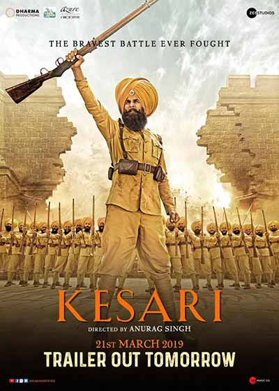 kesari-trailer-tomorrow-poster-thelastreview
