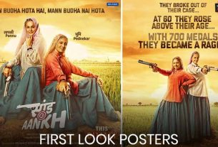 first-look-posters-saandkiaankh-thelastreview