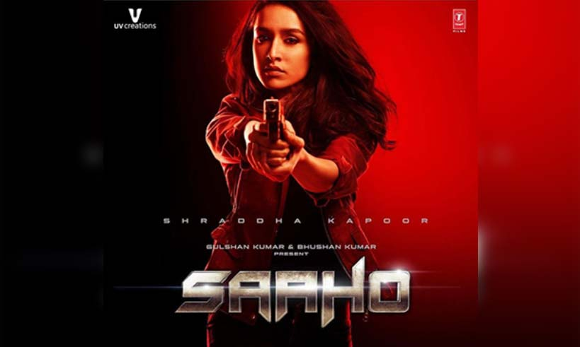shraddha-first-look-poster-saaho-thelastreview