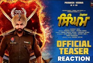 parmish-verma-punjabi-singham-teaser-reaction-thelastreview