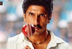 ranveersingh-first-look-as-kapil-dev-in-83thefilm-thelastreview