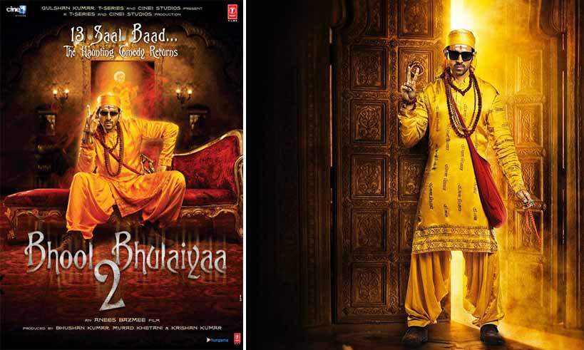 bhool-bhulaiya2-first-look-thelastreview
