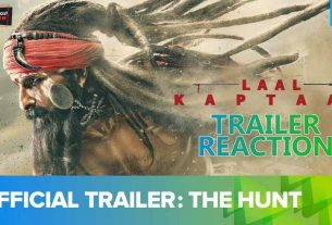 laal-kaptaan-the-hunt-trailer-reaction-thelastreview