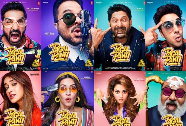 pagalpanti-character-posters-thelastreview