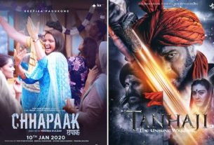tanhaji-chhapaak-hit-flop-prediction-thelastreview