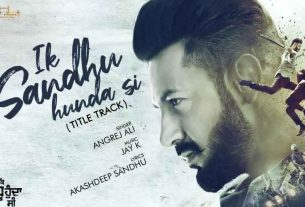 ik-sandhu-hunda-si-title-track-out-thelastreview