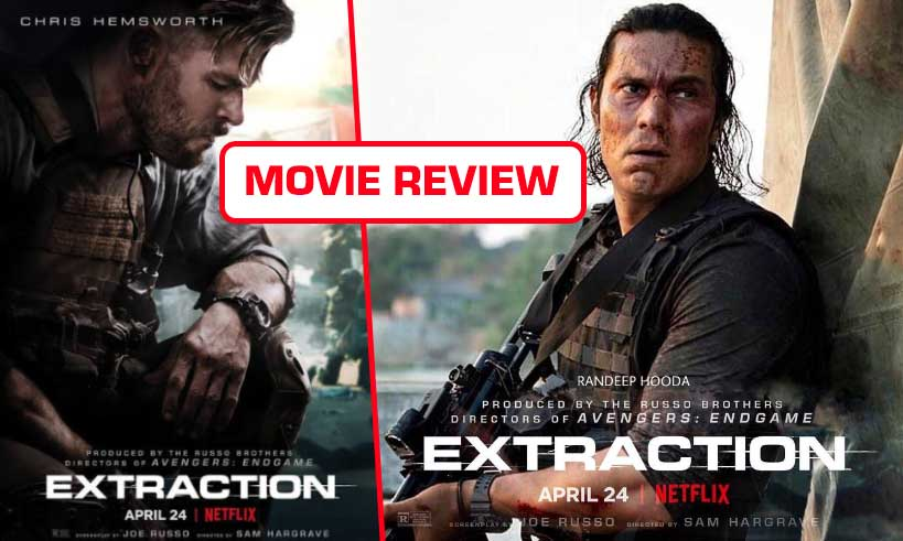 Extraction Cinematography Review