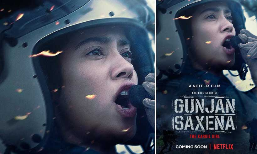 Gunjan Saxena The Kargil Girl On Neflix Soon The Last Review